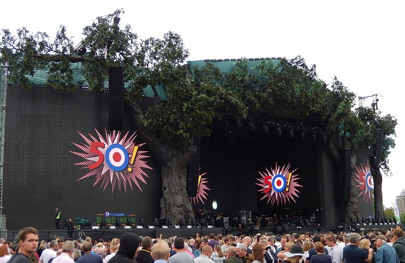 Great Oak Stage