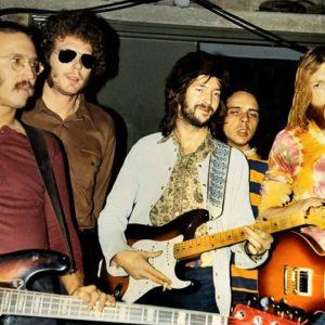 Derek & The Dominos con Duane Allman - Syracuse 1970