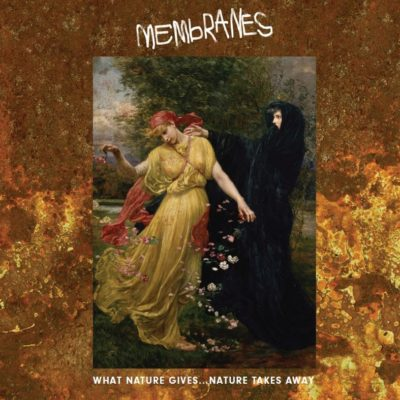 the_membranes_new-album